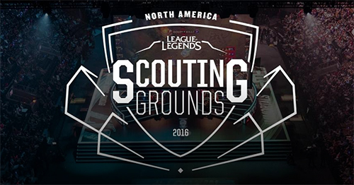 2016 NA Scouting Grounds