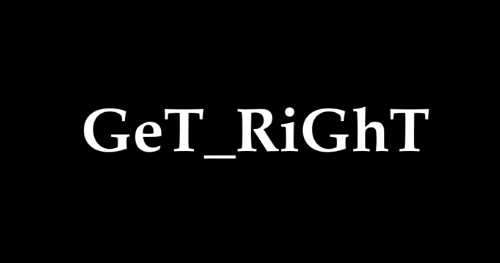 ムービー『GeT_RiGhT by athid』