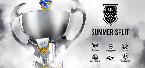 LJL Summer Split 2017