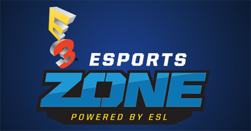 E3 ESPORTS ZONE Powered by ESL