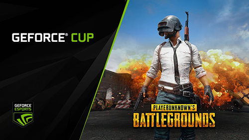 GeForce CUP: PUBG #2