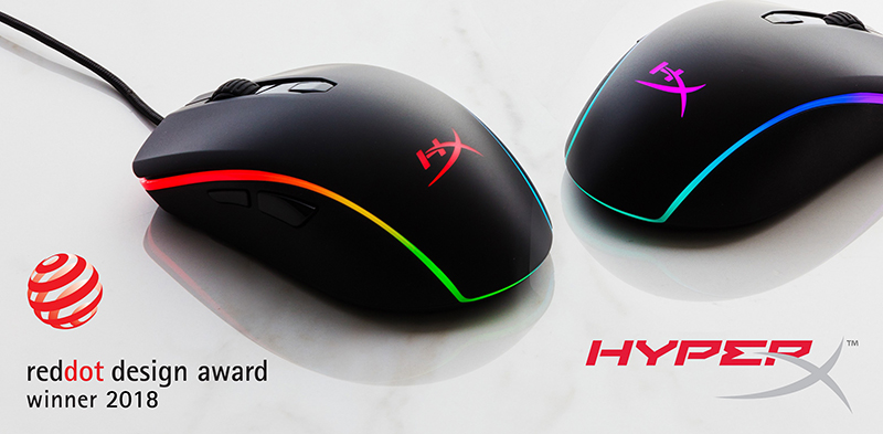 HyperX Pulsefire Surge RGB Gaming Mouse UPDATED VERSION
