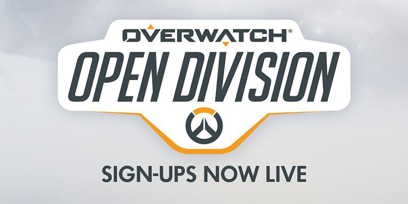 2018 Overwatch Open Division Season 2 Á®å'加登録がスタート Negitaku Org Esports