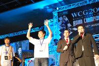 『WCG2008』バーチャファイター 5 日本代表 板橋ザンギエフ選手インタビュー