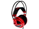 『SteelSeries Siberia Full-size Headset』にレッドカラー登場