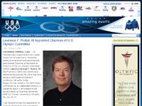 ELECTRONIC ARTS の元会長が米国オリンピック委員会の議長に就任