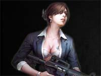 『Counter-Strike Online』ミッション達成者先着 1 万名に女性プレーヤーモデルを販売