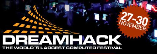 『DreamHack Winter 2008』グループ分け発表