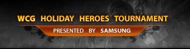 『WCG Holiday Heroes Tournament』 12 月 13 ~ 14 日にニューヨークで開催