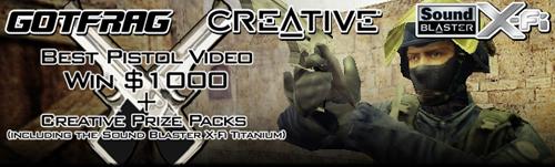 『Counter-Strike BEST PISTOL VIDEO CONTEST』最優秀作品発表