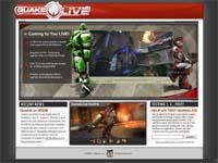 『Quake III Arena』をベースとした無料 FPS『Quake Live』のオープンベータテストが 2 月 24 日(火)より開始