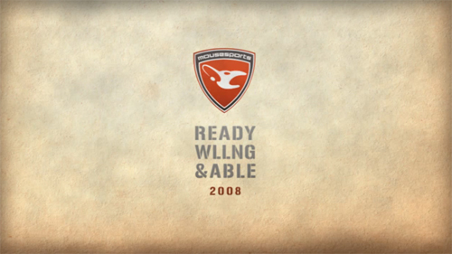 ムービー『Mousesports 2008 – Ready Willing & Able』