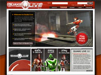 『Quake III Arena』をベースとした無料 FPS 『Quake Live』オープンベータテスト開始
