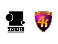 プロゲームチーム『4Kings』とゲーミングデバイスブランド『ZOWIE GEAR』が提携