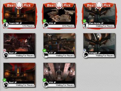 『QuakeLive』日本サーバーがついにオープン 6 つのゲームモードに対応