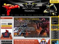 ゲームレッスンのマッチングサイト『Pro Gamer Training』