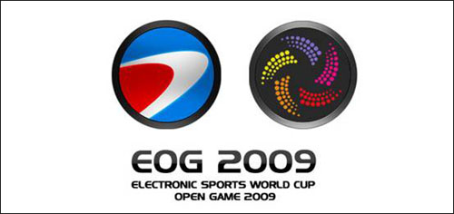 『Electronic Sports World Cup Open Game 2009』が中国で開催