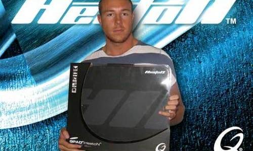 QPAD が大型のプラスチック系ゲーミングマウスパッド『QPAD HeatoN gaming mouse pad』を正式発表