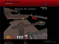 Quake3 クローン『Open Arena』がベースとなったブラウザゲーム『Arena Live』開発中