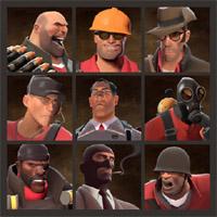 Steam Community 用の『Team Fortress 2』公式アバターリリース