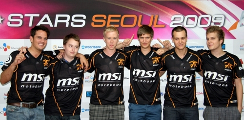 『e-Stars Soul2009』 Counter-Strike1.6 『King of The Game』で fnatic が優勝