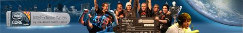 『Intel Extreme Masters European Championship Finals』 Quake Live 部門決勝トーナメント 最終日試合スケジュール
