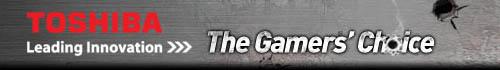 東芝カナダが賞金 $10,000 の『Gamers' Choice Tournaments』開催