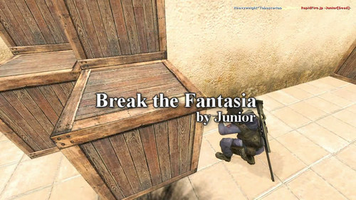 ムービー『Break the Fantasia』