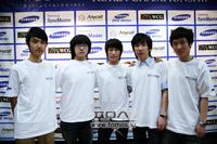 『WorldCyberGames2009』 Counter-Strike1.6 部門の韓国代表 esq.wind がラインナップを変更