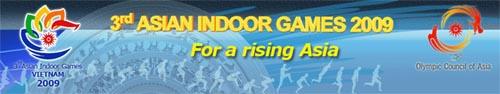 『第 3 回アジア室内競技大会』 eスポーツ部門の競技タイトル発表、11 月 1 ~ 4 日にベトナム・ハノイで開催