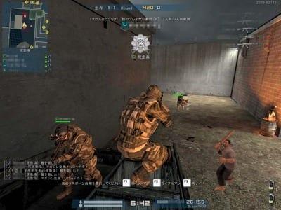 『Alliance of Valiant Arms』大型アップデート第 1 弾サバイバル Coop モード「Prison Break -Survival-」リリース