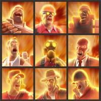 Steam Community に『Team Fortress 2』の公式アバターが追加
