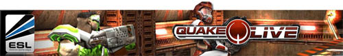 『ESL Quake Live 1on1 Japan Cup』実況中継アンケート