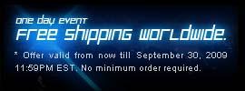 Razer 公式オンラインショップ『Razer Store』で 9 月 30 日限定の送料無料イベント実施