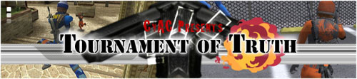 Urban Terror 日本一決定戦『Tournament of Truth for CyAC』開催
