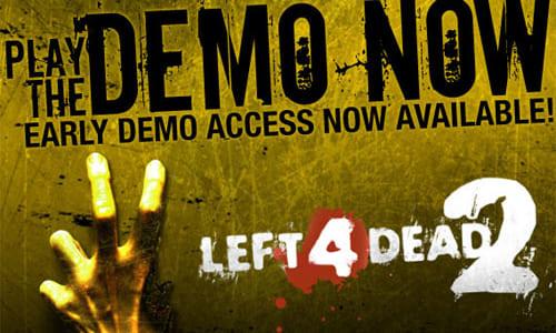 『Left 4 Dead 2』 PC デモ版(Steam 予約者向け)リリース