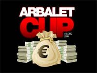 『Arbalet Cup Europe 2009』グループ予選 C・D が 20 時より開催