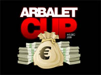 『Arbalet Cup Europe 2009』開催中