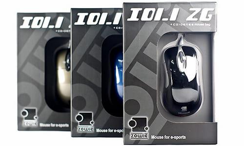 ZOWIE GEAR がゲーミングマウス『ZOWIE GEAR IO1.1ZG Mouse』の単体発売を発表
