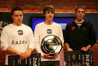 『Intel Extreme Masters European Championship Finals』で cypher が優勝