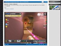 『Intel Extreme Masters Asian Championship』Quake Live 部門の実況録画ファイル公開