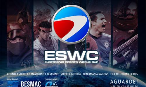 『Electronic Sports World Cup 2010』ブラジル予選開催