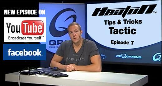 """HeatoN が動画で CS のテクニックを紹介する""""HeatoN Counter-Strike Tips & Tricks""""戦術編公開"""