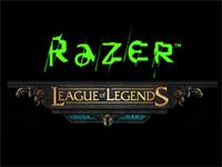 『Razer』が Riot Games と提携し『League of Legends』のプロモーションを共同で実施