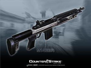 韓国版『Counter-Strike Online』アップデート、新武器『M14EBR』等追加