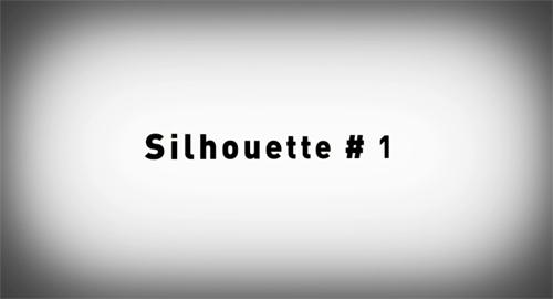 ムービー『Silhouette#1』