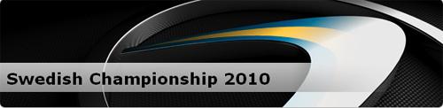 『Swedish Championship 2010』決勝トーナメント試合情報