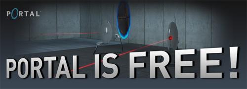 Steam の Mac 対応を記念し『Portal』が 5 月 24 日まで無料で入手可能に