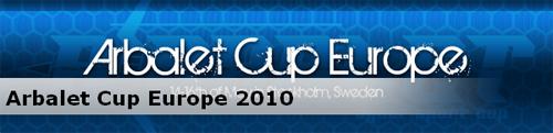 『Arbalet Cup Europe 2010』試合情報