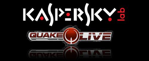 『Kaspersky Quake Live Championship』の開催情報、出場選手発表